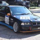 Euro 1995 BMW M3 Track Car