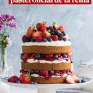 Victoria sponge, el pastel oficial de la reina