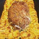 Hackbraten mit Kartoffeln in Sahne von Goldbek   Chefkoch