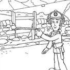 Kids-n-Fun | Malvorlage Feuerwehrmann Sam Feuerwehrmann Sam