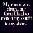 Shoe Quote