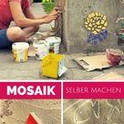 Mosaik selber machen