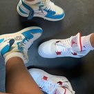 shoe game inspo