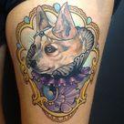 Framed Tattoo