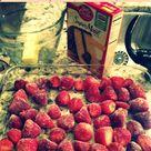 Strawberry Dump Cakes