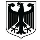 German Eagle Sticker Decal, Car Bumper Sticker, Laptop Vinyl Decal. 18 Colours.    eBay