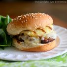 Hawaiian Burger