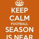 Keep Calm Football