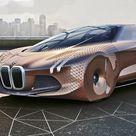 BMW Vision Next 100 Concept   Geneva 2016