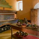 Hacienda Kitchen