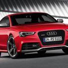 Facelifted 2012 Audi RS5 breaks out before Frankfurt debut
