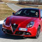 2017 Alfa Romeo Giulietta   Front