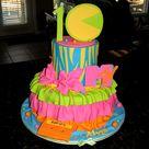 Neon Cakes