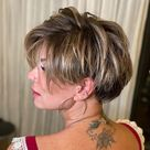 50 Best Short Hairstyles for Thick Hair in 2021   Hair Adviser
