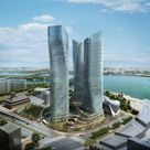 * Residential Architecture: Dancing Towers by Studio Daniel Libeskind for Yongsan International Business District
