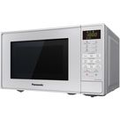 Panasonic Compact Microwave And Grill Oven - Silver