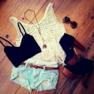 Summer Night Outfits