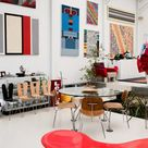 Architekt John Henry hat sich in einem australischen Gewächshaus ein individuelles Zuhause eingerichtet