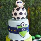 Backyard Soccer Birthday Party | Kara's Party Ideas