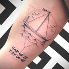 Creative Tattoo and Coordenadas image ideas & inspiration on Designspiration