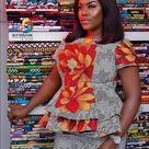 Native Skirt And Blouse Styles:100 creative Ankara Skirt And Blouse Styles 2019 for slay Queens   Correct Kid