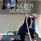 SHOULDER STRETCHES For Rotator Cuff External Rotation   Human 2.0