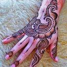 Latest Indian Mehndi Design