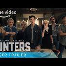 Hunters - Official Teaser Trailer I Prime Video