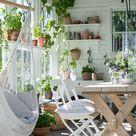 20 Bright + Happy Sunroom Design Ideas