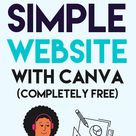 How to Create a Website With Canva in 2021 Completely Free