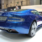 Geneva 2013 – DB9 and DB9 Volante