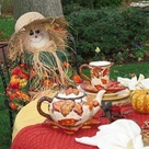Fall Tea Parties