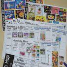 Preschool, Pre-K and Kindergarten Curriculum Map