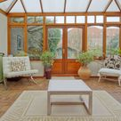 96 Sunroom Ideas - Big, Small, Budget-Friendly and More (Photos)