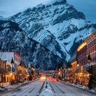 Banff, Alberta, Canada (Photo credit to Hagar-) - Travel & Photography