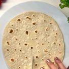 Gegrillter Veggie Wrap #tortillatrend