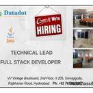 Full Stack Developers (Java)