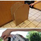How to Make Cardboard Tombstones   eHow.com