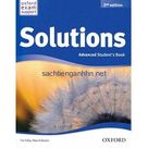 Solutions Advanced Student's Book 2nd pdf ebook audio cd download
