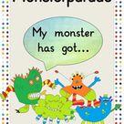 Monsterparade – Unterrichtsmaterial im Fach Englisch
