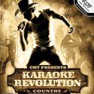 CMT Presents: Karaoke Revolution Country - PlayStation 2