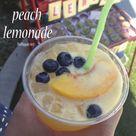 Peach Lemonade Recipes
