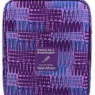 Amazon.com: Stifteetui mit Schlitz – für 202 Buntstifte oder 136 Gelstifte mit Reißverschluss – großes Fassungsvermögen für Aquarellstifte oder Marker – perfektes Geschenk für Anfänger und Künstler, Violett: Office Products