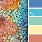 разбить фото по цветам онлайн
