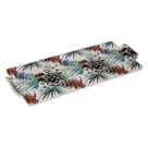 Tray Tropical Porcelain
