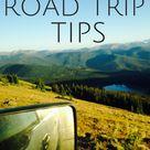 Plan A Road Trip