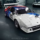 BMW of North America's Vintage Collection The M1 Procar