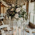 Modern Inspiration At A Rustic Wedding Venue   Cross Creek Ranch FL