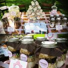 Bake Sale Displays