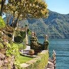 Villa Balbianello Marina by Marilyn Dunlap